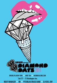 Diamond Days Party: Friday, June 10th, Loft 73
