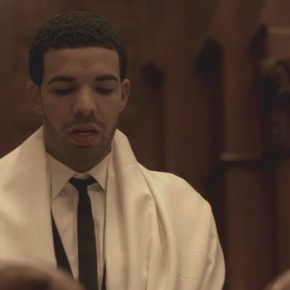 Drake Gets Re-Bar Mitzvah&#039;d in New Music Video