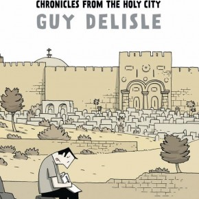 Book Launch: Jerusalem: Chronicles from the Holy City