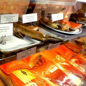 Wide selection of Smoked Fish