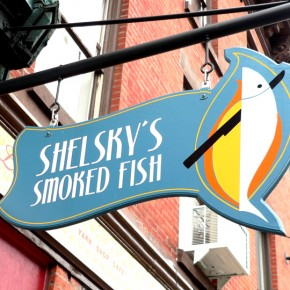 Iconic Shelky&#039;s logo