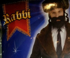 Your Next Halloween Costume: Sexy Rabbi