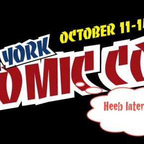 HEEB Interviews from NYC Comic Con