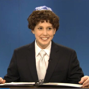 Jacob Bar Mitzvah Boy