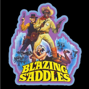 Five &quot;Blazing Saddles&quot; Tee-Shirts You Can Buy Right Now