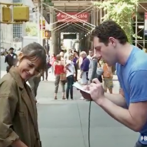 Rashida Jones plays Whistle Blow That Jew!