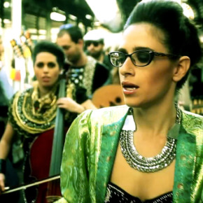 Gorgeous Middle Eastern-Style Cover Of Radiohead&#039;s &quot;Karma Police&quot;
