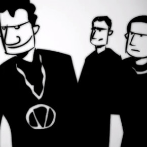 The Beastie Boys Get Stupid, Get Animated