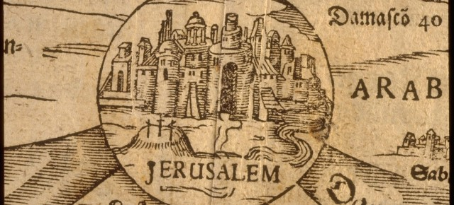 Five Great Songs About Jerusalem (And One Terrible One)