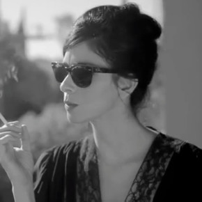 Sarah Silverman In Black And White